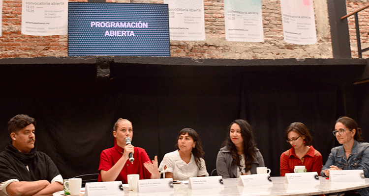 Ricardo Lozano invita a participar en el Abierto Mexicano de Diseño